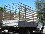 Каркасы для грузовых автомобилей: цельносварные и разборные.
