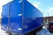 Автоворота для грузовиков (жесть, фанера, композит)