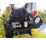 Двигатель дизельный Cummins 4BT3.9-C105