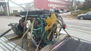 Запчасти для евро грузовиков б.у scania daf man