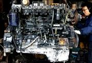 Двигатель Komatsu S6D108