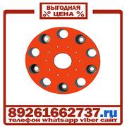 Колпаки колёсные 22 5 ступичные пластик оранжевые в Москве