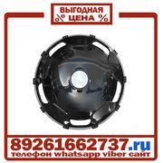 Колпаки колёсные 22.5 передние пластик черные в Москве