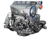 Двигатель Deutz  F4L912 с воздушным охлаждением